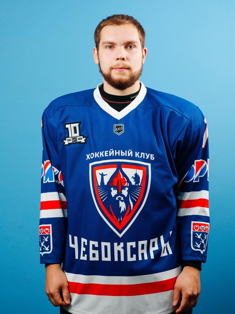 Никита Южанинов ХК Чебоксары