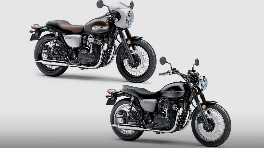 Компания Kawasaki представит новый ретро мотоцикл на EICMA 2019