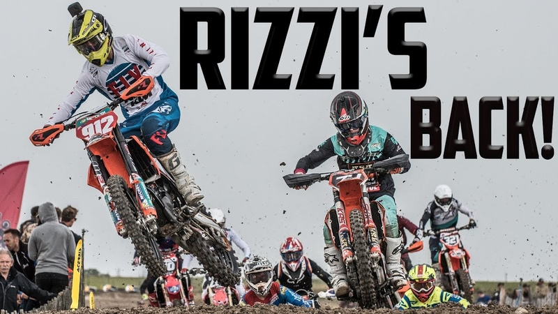 Amazing 2 stroke vs 4 stroke Battle at Iconic GP track | Rizzi's BACK!