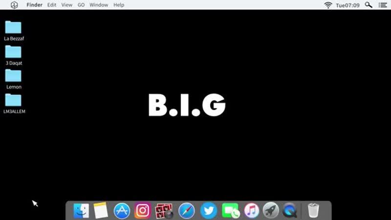 B.I.G(비아이지)- Boshret Kheir (Hussain Al Jassmi COVER) بشرة خير.mp4