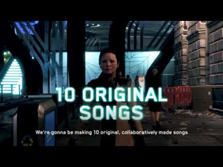 Our big announcement! come make music for the new watch dogs: legion video game!