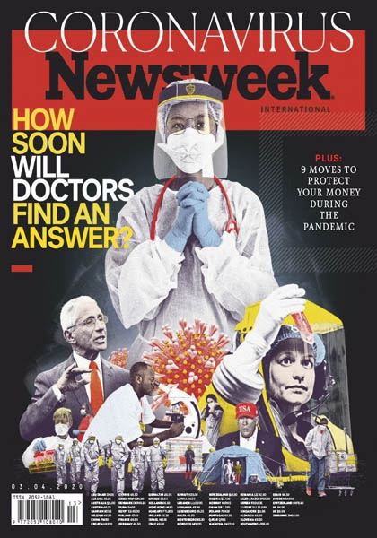 Newsweek International - 03.04.2020