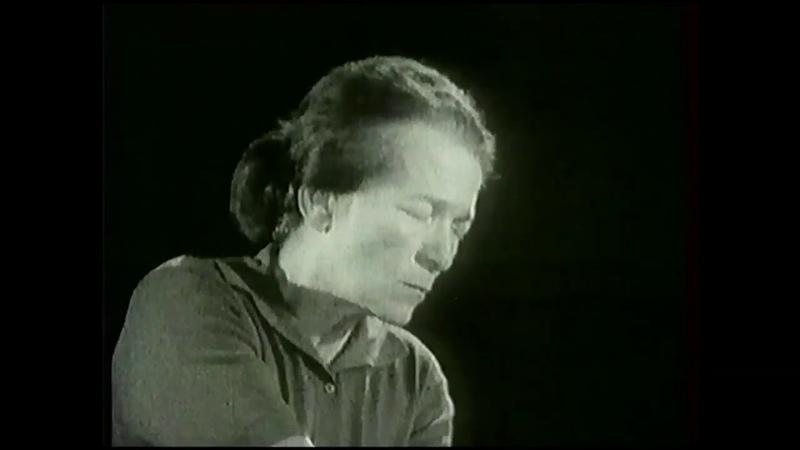 Annie Fischer - Brahms: Intermezzo in E Major Op. 116, No. 4 (1976)