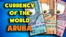 Currency of the world - Aruba.Aruban florin. Exchange rates Aruba. Aruban banknotes , Aruban coins
