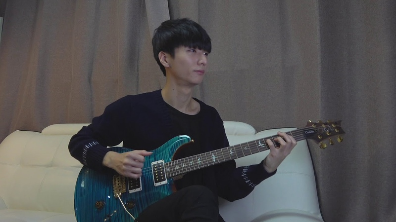 (John Mayer) Slow Dancing in a Burning Room - Sungha Jung