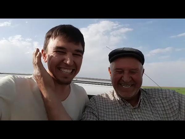 Сельхоз хозяйство на миллион! Интервью у французского турка, о работе на полях и наемных афганцах!