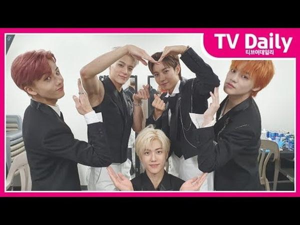 [단독영상] NCT DREAM에게 대기실이 '계단'인 이유는? (대기실 TMI 인터뷰)