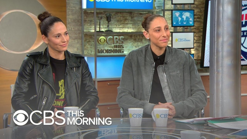 WNBA players Sue Bird and Diana Taurasi on new contract