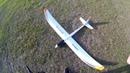 Radian flight in the west wind