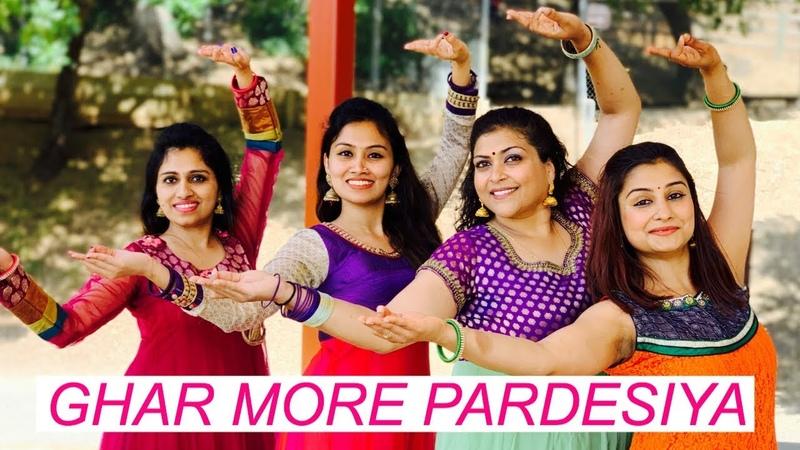 Ghar More Pardesiya | Kalank | Dance Cover | Varun, Alia Madhuri | Dance Identity