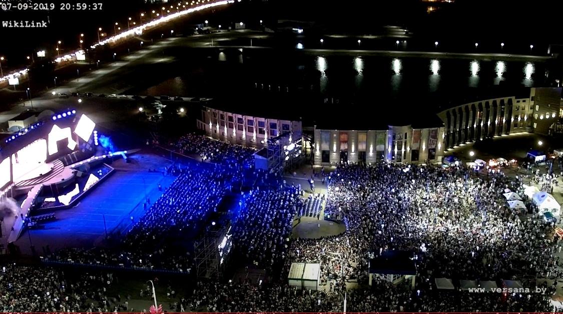 Смотрите запись трансляции знаменитого Миллениума на Гребном канале Бреста