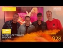 A State Of Trance Episode 928 ASOT928 Hosted by Cosmic Gate Markus Schulz Armin van Buuren
