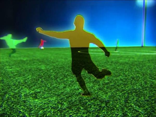 Заставка к телепрограмме Время Футбола