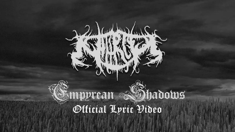 Xathristis - Empyrean Shadows (Official Lyric Video) (DSBM)