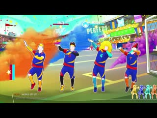 Just Dance - Waka Waka - Football version - Dancegames