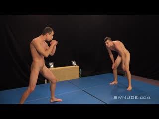 [1080]  [swnude]  Petr Zuska vs Romi Zuska (Wrestling)