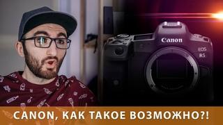 Презентация Canon С300 Mark III и характеристики Canon R5
