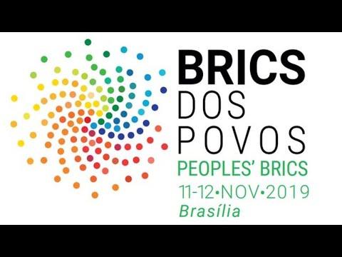 BRICS DOS POVOS Crise econômica social e ambiental e as alternativas populares de desenvolvimento