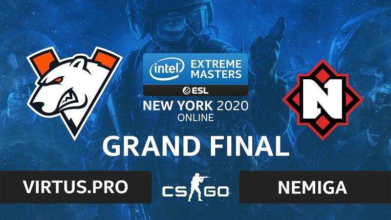 CSGO - Virtus.pro vs Nemiga [Inferno] Map 3 - IEM New York 2020 - Grand Final - CIS