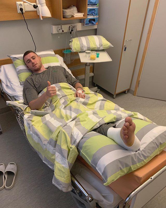 Селихов перенес операцию