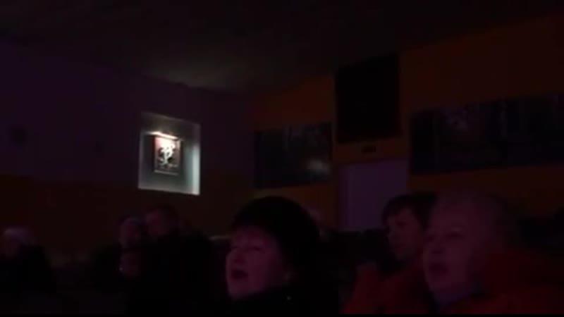 Черемшина.Со зрителями.Солтный концерт.Берминводы.