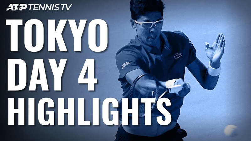 Goffin, Chung, Millman And Daniel Complete Quarter-Final Line-Up | Tokyo 2019 Highlights Day 4
