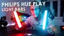 Philips Hue Play LED Light Bars Works with Razer Chroma Hue Sync