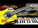 MODERN TALKING Style 2019 Amadeus Angelus AlimkhanOV A Tell Me Baby Home Version