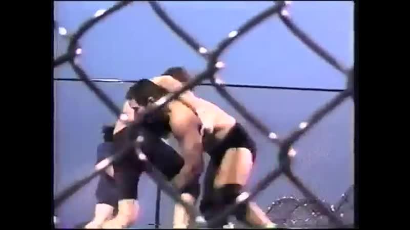 MMA Dan Severn vs Dennis Reed Дэн Северн против Дэнниса Рида 11DeadFace