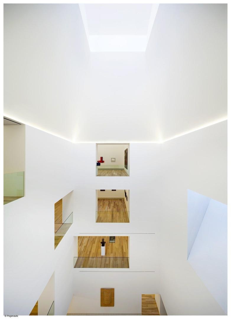 Francisco Mangado — Fine Arts Museum of Asturias