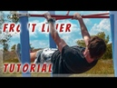 Front Lever Tutorial by Danil Sletin STREET WORKOUT COMMUNITY