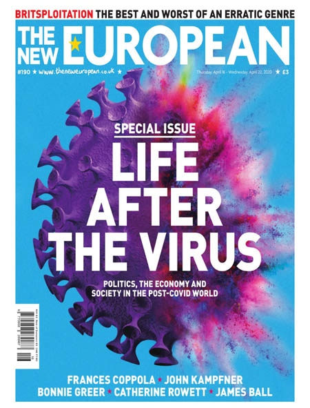 The New European - April 22 2020
