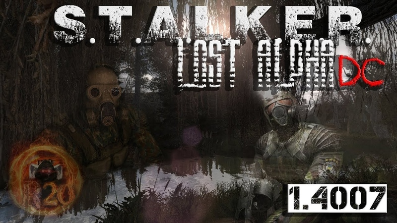 6. S.T.A.L.K.E.R.: Lost Alpha DC   Стрим с Разработчиком (New Project)