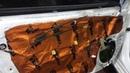 Toyota Camry, родная шумозащита в дверях размером с паспорт не устроила, доработали шви в 3 слоя