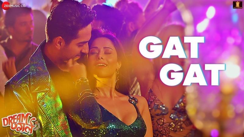 Gat Gat | Dream Girl | Ayushmann K Nushrat B | Meet Bros Ft. Jass Zaildar Khushboo Grewal|Kumaar