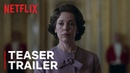 The Crown Season 3 Teaser Trailer Netflix