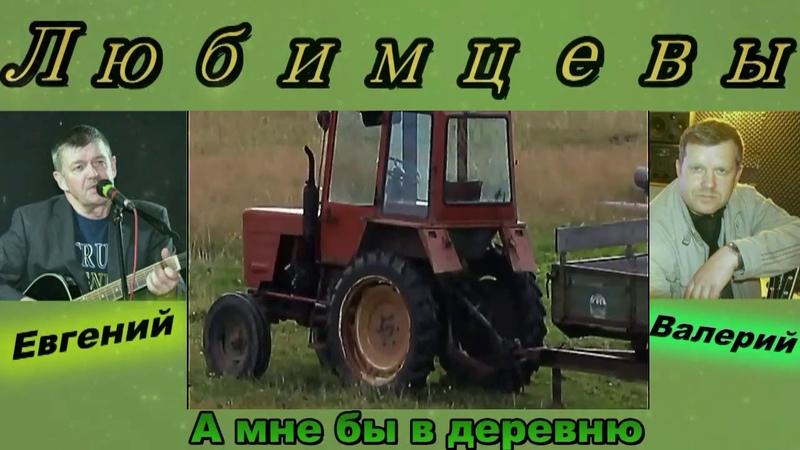 Евгений и Валерий Любимцевы А мне бы в деревню