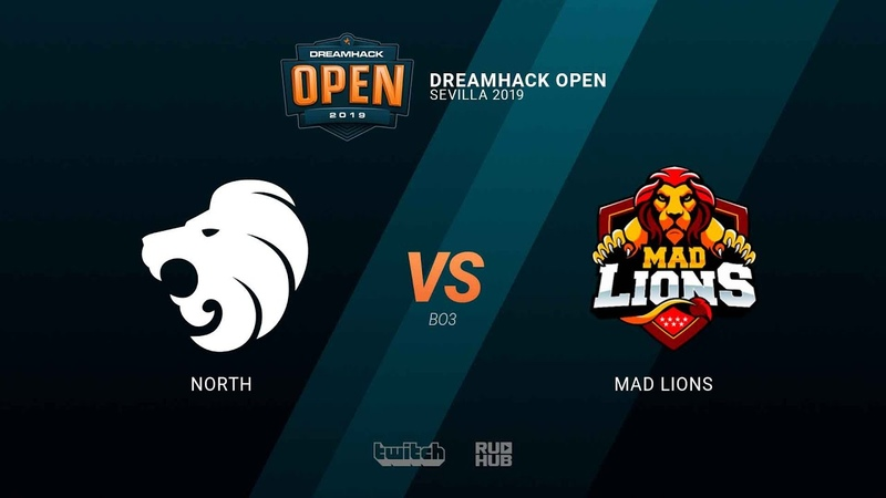 North vs MAD Lions - DH Open Sevilla 2019 - map3 - de_vertigo [SleepSomeWhile MintGod]
