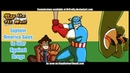 Captain America Goes to War Against Drugs - Atop the Fourth Wall