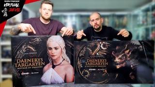 TROP DE PROBLEMES sur cette Statue MAIS ... /  Daenerys Targaryen - Prime 1 Studio - Game Of Thrones