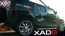 XADO AMC SUV Im Hummer H2 V8 Anwendung