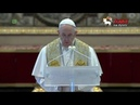 Orędzie wielkanocne Ojca Świętego Franciszka i błogosławieństwo Urbi et Orbi