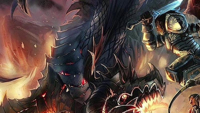 Рассказы WarCraft. Роберт Брукс. Смерть с небес, глава 8.