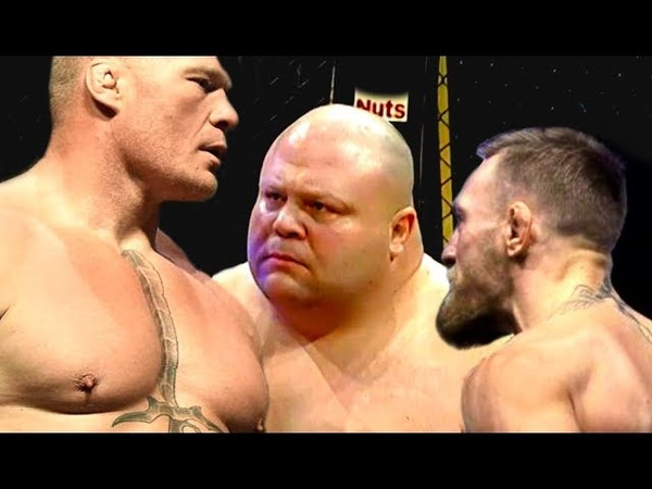 Fattest Guy DESTROYS Super Fighters – MUSCLES DON't MATTER in MMA (Butterbean's PROOF)