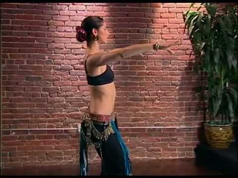 Rachel Brice Tribal Fusion Yoga Isolations Drills for Bellydance 2008