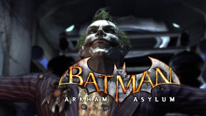 1 Добро пожаловать в психушку ■ Batman Arkham Asylum