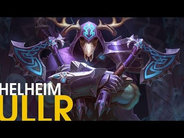 Helheim Ullr Skin Spotlight