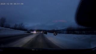 Хибины.com: последствия лобового ДТП на коашвинской дороге