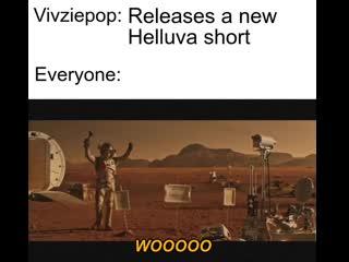 Vievziepop releases a new Hevully short