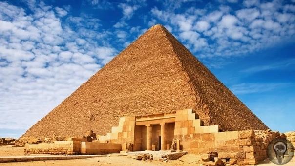 Пирамиды в Древнем Египте строили при помощи звуковой левитации...